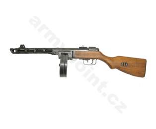 Samopal Špagin PPŠ-41 / M41 r.7,62x25 znehodnocený