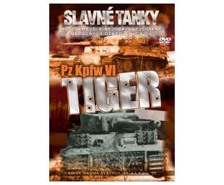 DVD Slavné tanky - TIGER