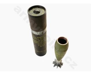 Maketa mina 60 mm EOM M-73