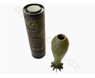 Maketa mina 82 mm EOM M-68 P1