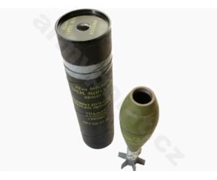 Maketa mina 82 mm M-74