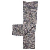 US ACU kalhoty Rip Stop AT-digital