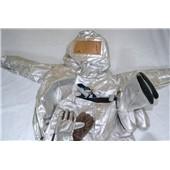 Oblek žáruvzdorný ISOTEMP pro hasiče