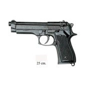 Replika pistole Beretta 9 mm