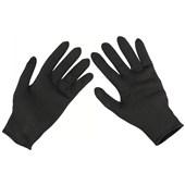 """Pletené prstové rukavice """"Security"""", černé"""