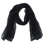 Síťka - šála maskovací, černá