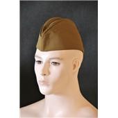 Sovětská vojenská čepice - LODIČKA (pilotka)