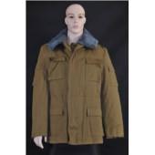 """Sovětská vojenská zimní/letní bunda """"AFGÁNKA - světlá"""