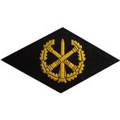 Nášivka symbol příslušnosti na hruď - Raketové vojsko