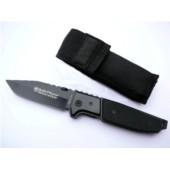 Nůž S&W EXTREME OPS FRAMELOCK TANTO BLACK G10