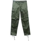 US BDU kalhoty zelené