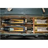 Maketa Nb 122 mm kumulativní řez