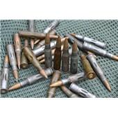 Maketa Nb 7,62x54R školní se železnou střelou 10ks