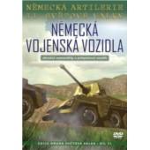DVD Německá vojenská vozidla