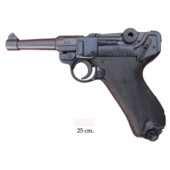 Replika pistole Luger P08 Parabellum