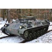 Obrněný transportér SAURER 4K 4FA - průzkumné vozidlo