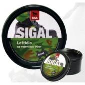 Leštidlo vojenské černé 250g Sigal