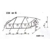 Vojenský stan S 65 II. kategorie