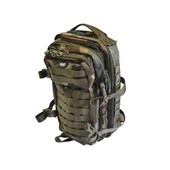 US batoh Assault I, woodland 30l