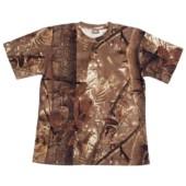 US tričko hunter - braun