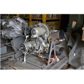 Letecký motor GTD-350