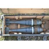 Maketa mina 120mm OF-843A školní