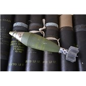 Maketa mina 60mm M73 se zapalovačem UTM-68P1