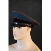 Sovětská důstojnická čepice - BRIGADÝRKA - Přehlídková a vycházková