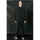 Komplet tankistický letní (košile + kalhoty) Černý