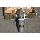 Maketa střela 122mm HB-38 OF školní
