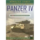 DVD PANZER IV - těžký tank
