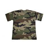 US tričko s krátkým rukávem, CCE